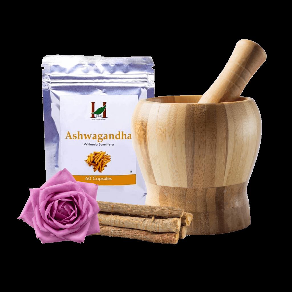 Produktfoto von ashwagandha